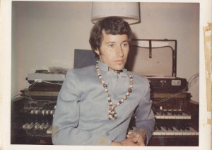 Me and my Hammond B3 -1968